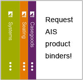 Request AIS product binders!