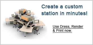 Use Dress, Render & Print now.